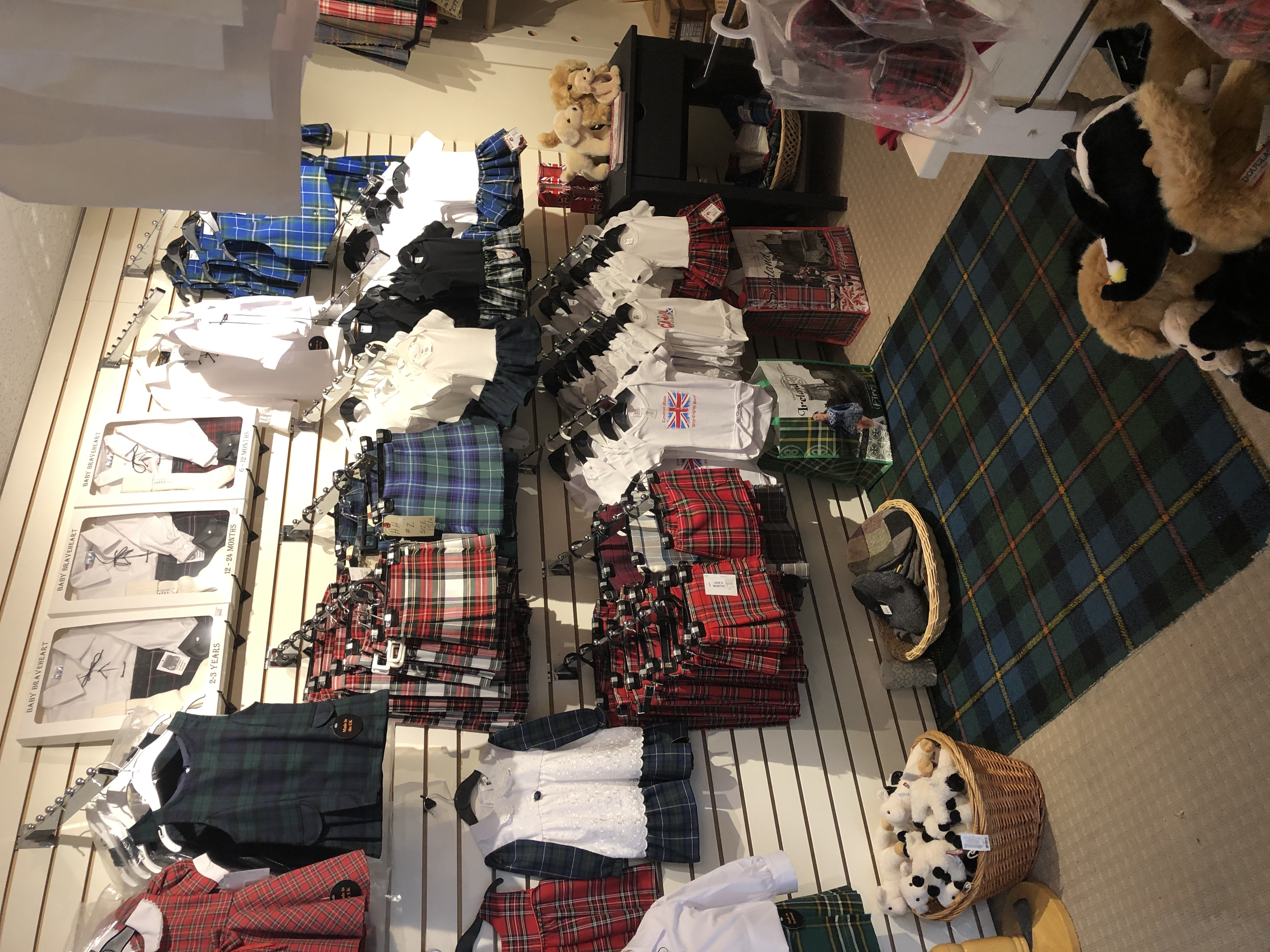 The Wee Tartan Shopimage 0