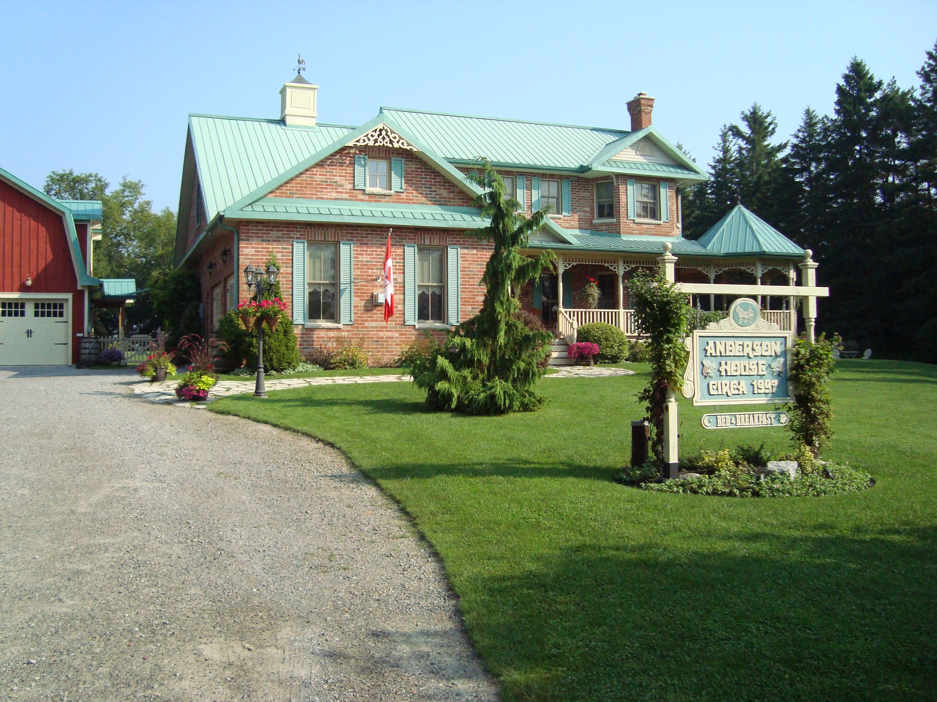 Anderson House Bed & Breakfast image 0
